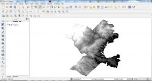 Using Virtual Rasters to Generate Contours in QGIS – geoMusings
